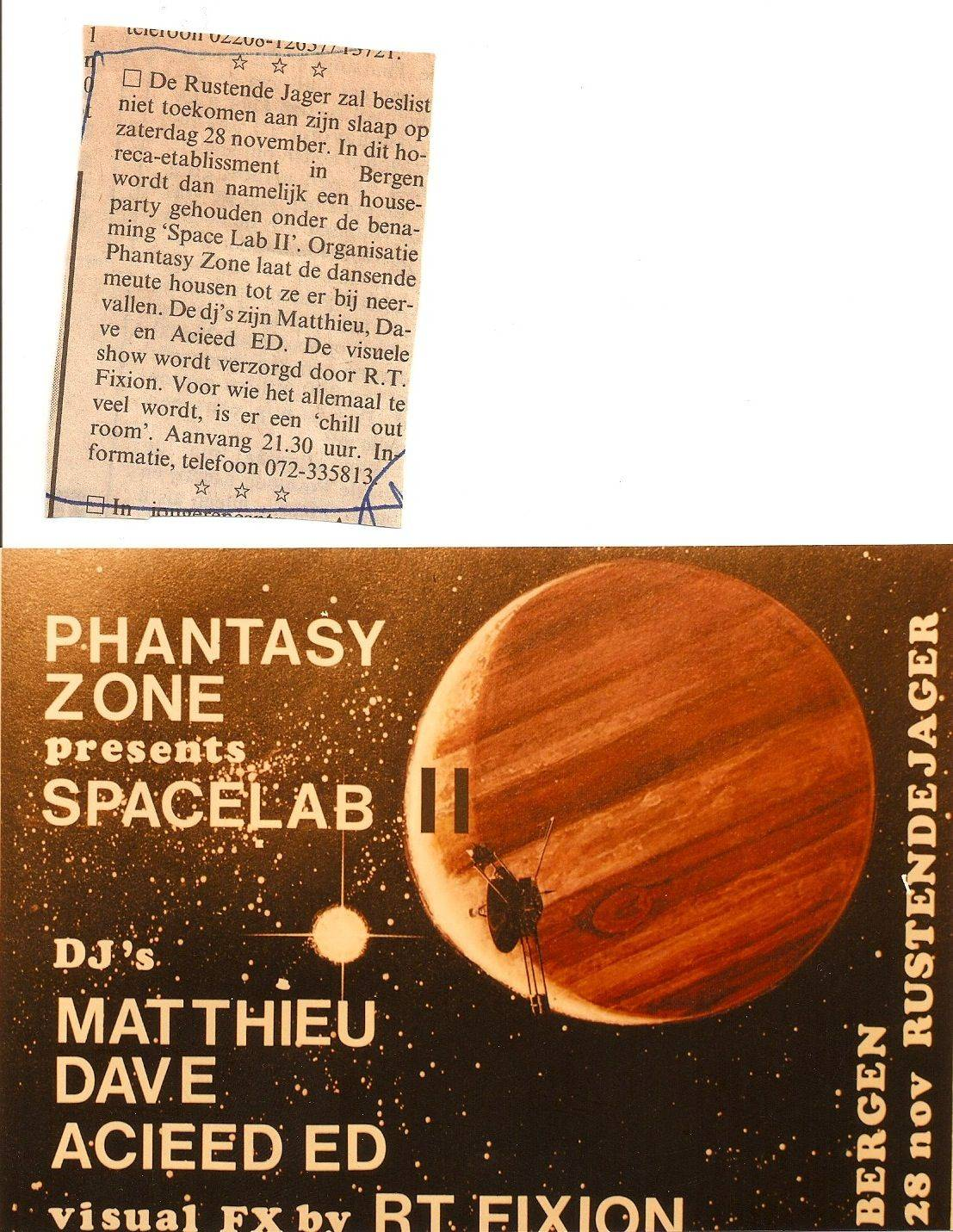 Phantasy Zone Spacelab II