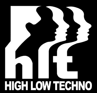 High Low Techno Logo